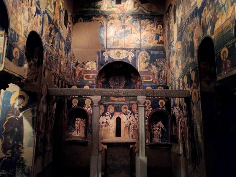 11聖ニコラオルファノス聖堂