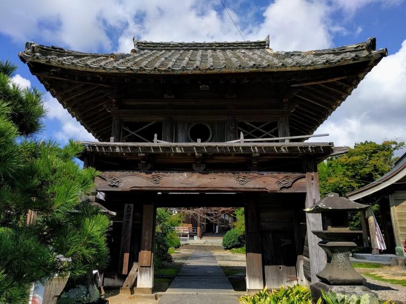 12金剛乗寺楼門
