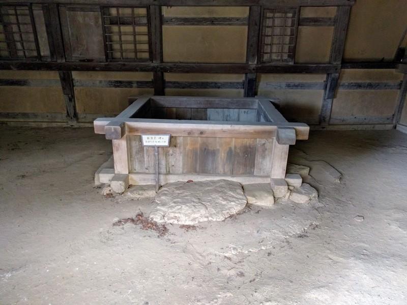 26ロノ渡櫓