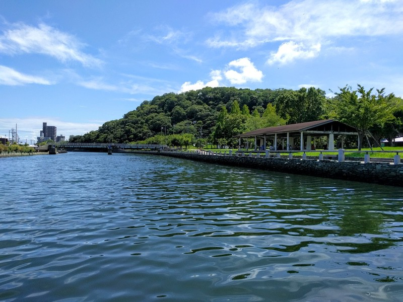 24徳島城跡
