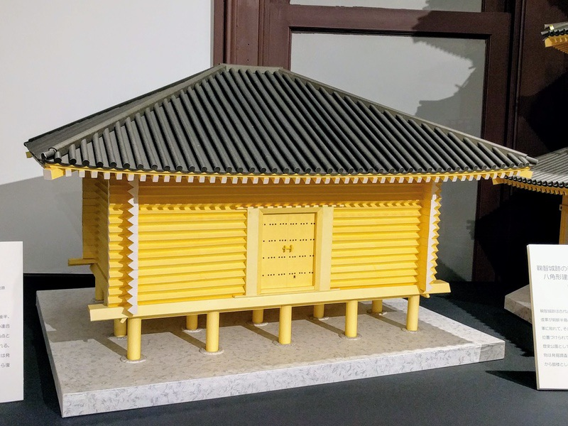 30鞠智城の米倉