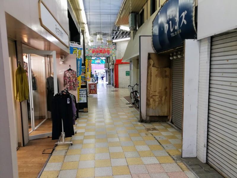 04新栄商店街