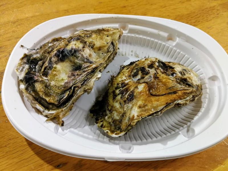 14牡蠣おかわり