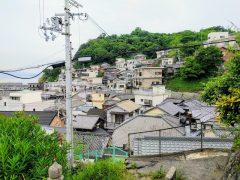 雑賀崎集落