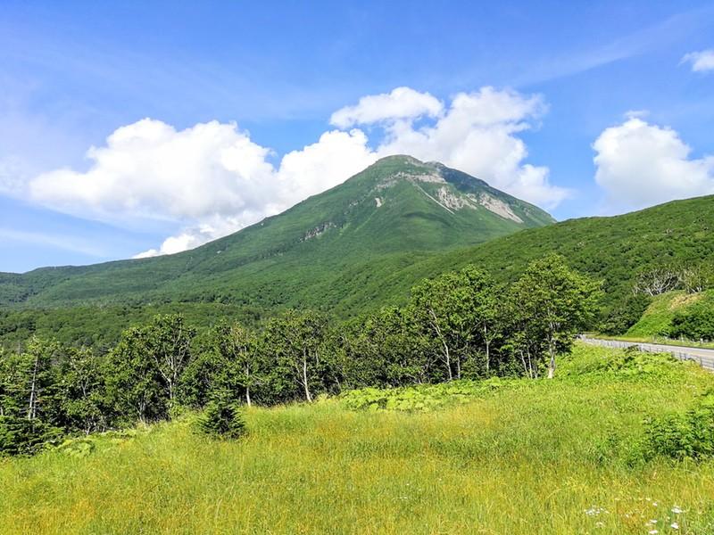01羅臼岳