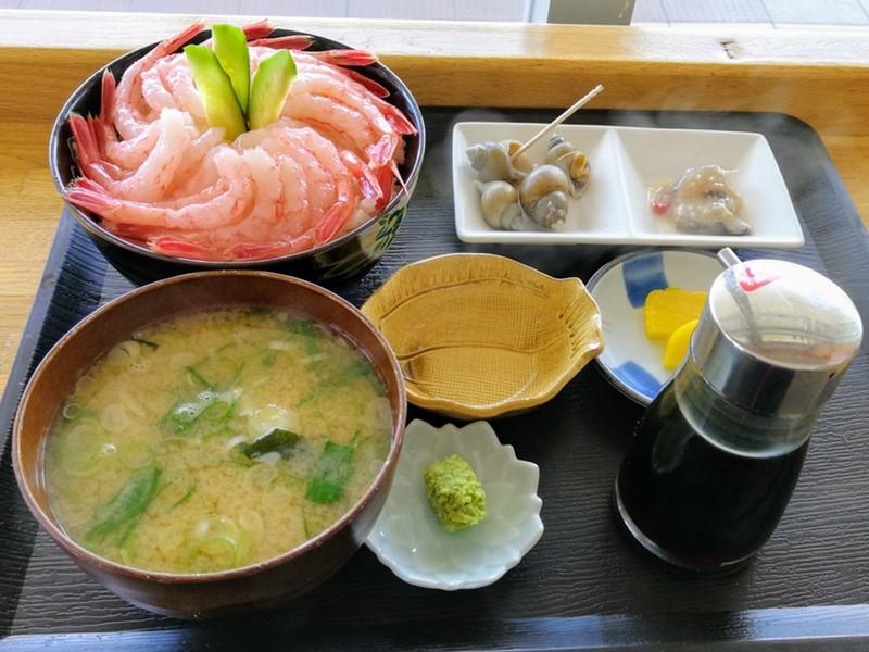 09甘えび丼