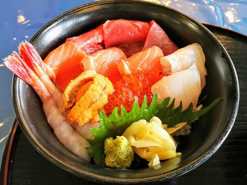 14海鮮丼