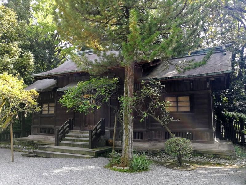 26報徳二宮神社の建物