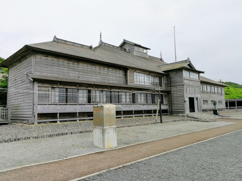 01旧花田家番屋
