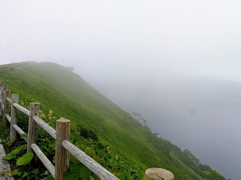03霧の摩周湖
