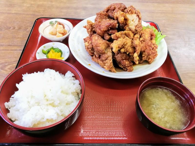 08ザンタレ定食