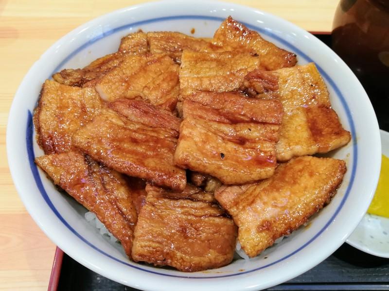 14豚丼 バラ