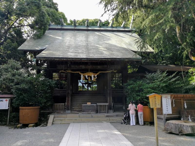 27報徳二宮神社拝殿
