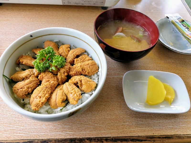 12ウニ丼