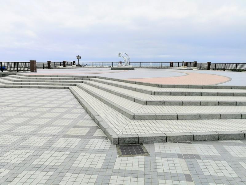 01稚内恵山泊漁港公園
