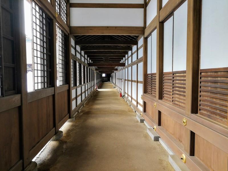23回廊 大茶室方面