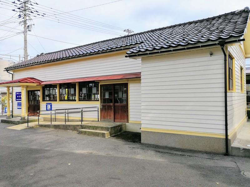 36東岩瀬駅