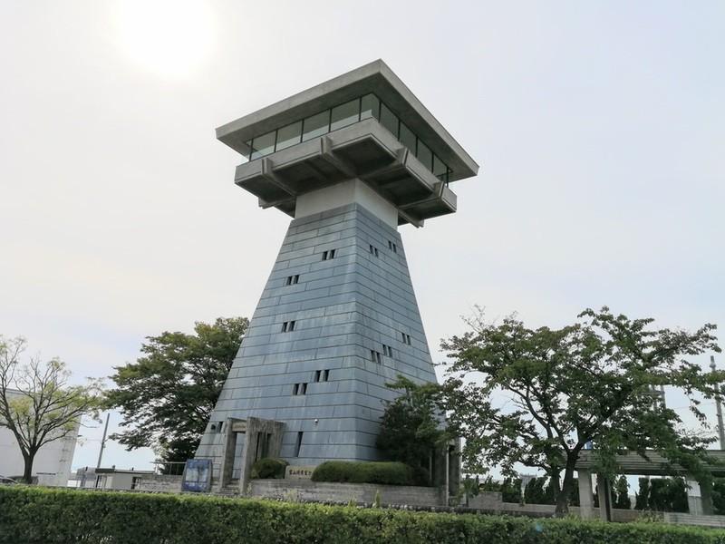 38富山港展望台