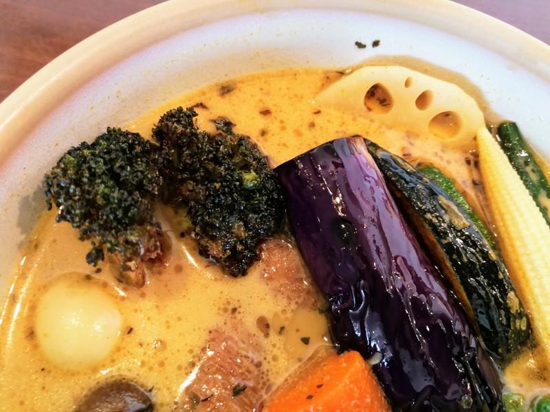 13チキン野菜カリー
