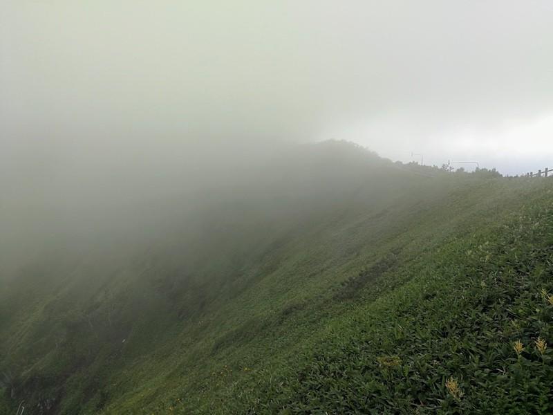 06霧の摩周湖