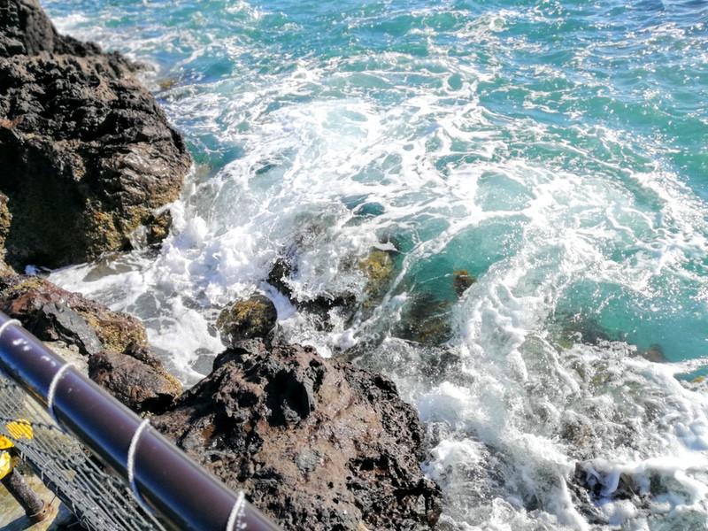 08溶岩海岸