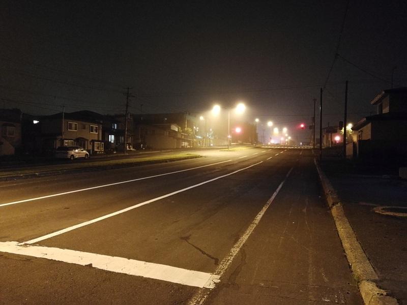 15夜の街