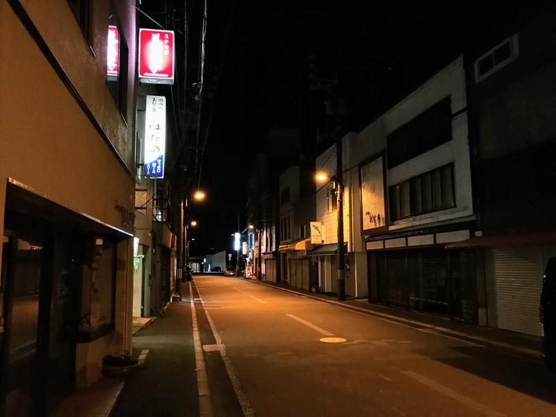 夜の室蘭の街08