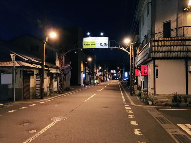 夜の室蘭の街04