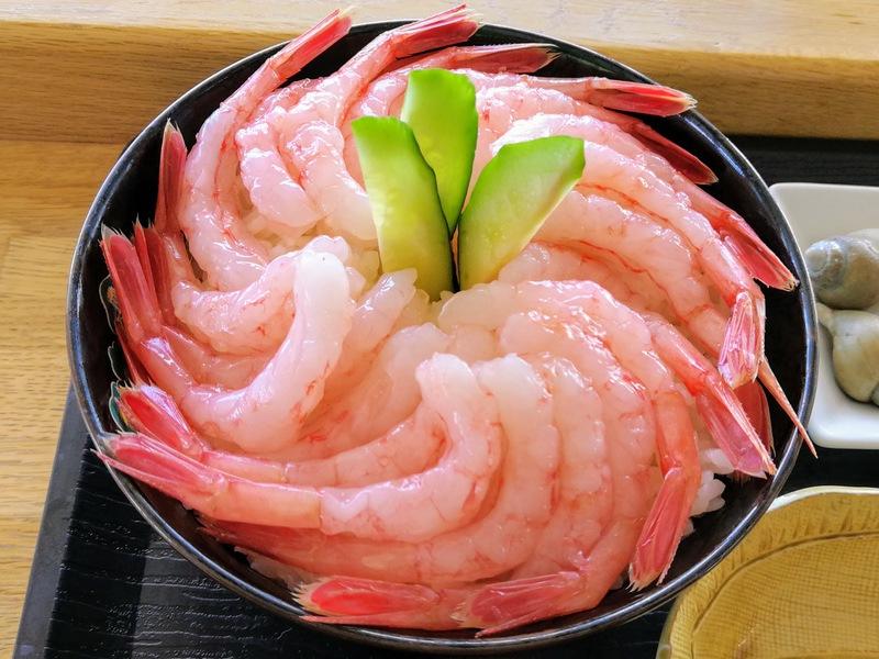 12甘えび丼