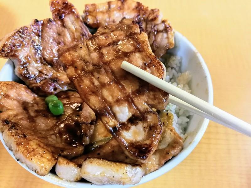 10豚丼梅