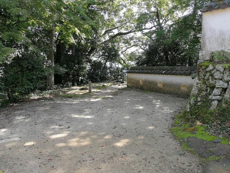 14二の平櫓跡