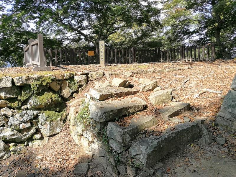 29四の平櫓跡