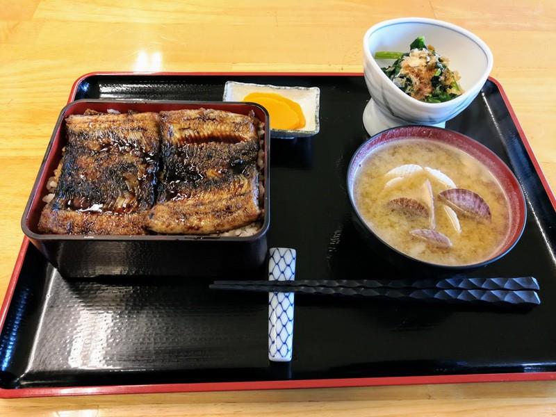 12元祖らうすハモ丼