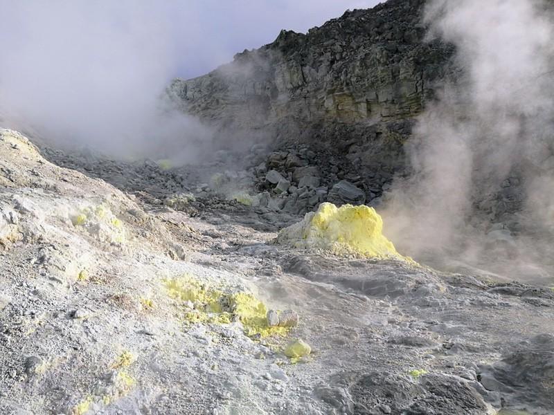 10硫黄山