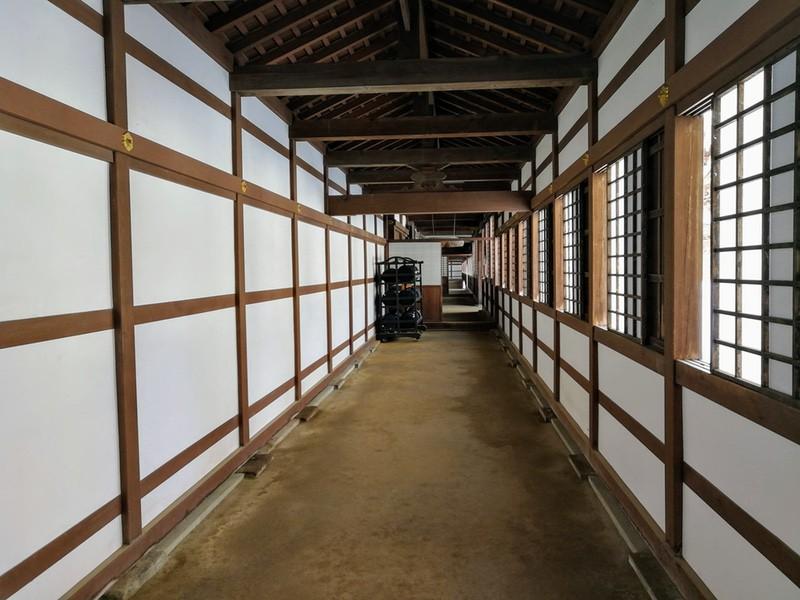 12回廊 禅堂方面