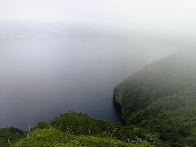 05霧の摩周湖